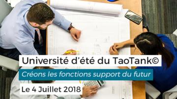 Université d'été du TAO 2018 : J-126