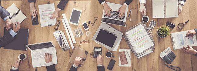 L'avenir du coworking: le nouveau chantier de recherche du tao